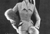 suit lady