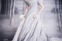 Ice Queen Inspiration / by F Martin