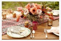 """Tabletop & Celebrations / Celebrate life every chance you get... make any day or everyday an event... think creatively, use your heart and brain, not your wallet... don't wait for a """"special occasion""""... Make today special..."""