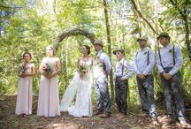 Woodlands Wedding Inspiration