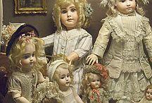 Staré krásky/Antique dolls