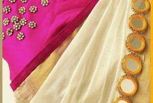 sari clothing