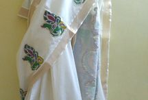 Women's clothing / Sarees, fabrics