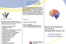 NJ Administrators Credential program / NJ Administrators Credential program