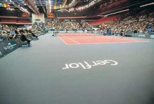 Sports floors / We supply and manufacture a versatile range of high performance, sprung floors for all indoor sports flooring, dance floors and leisure activities.