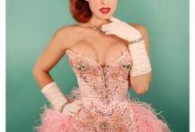 burlesque costumez