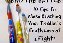 tooth brush torture