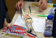 Engineering Week at May Howard Elementary  / by Savannah Technical College