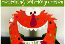 Self regulation tips for kids