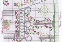 Cross stitch patterns - Bird s