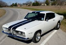 Barracuda Cars / Cool pictures of barracuda cars.