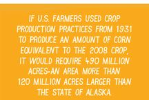 Ag-mazing / Fun facts, trivia and Did You Knows about agriculture, farming and Ohio.