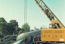 Jawico / De geschiedenis van Jawico tanktransport. Het bedrijf waar mijn in 1970 overleden vader (Dirk van den Berg) werkte.