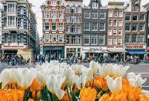 Амстердам голландия