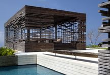 Pavillions/Covered Patio's