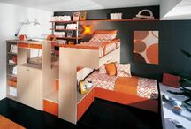 Bunk beds / Bunk bed designs that kids would want