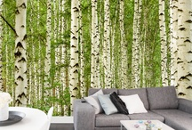Room in the forest / Ideas for Bergtorp