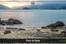 Praia do Oeste