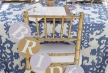 Bridal shower / by Emily Clark Sedlak