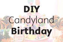 birthday eat decoration