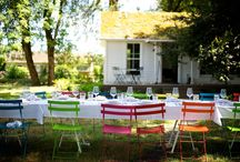 Outdoor Dining / by Kathryn Humphreys