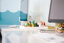 Home Office + Organization