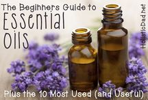 DIY Health with Essential Oil / by Drekia Tate