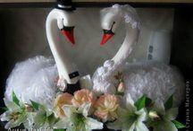 Свадебный лебедь