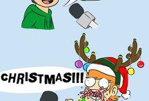 eddsworld christmas!!