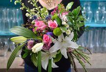 Flower Bouquet / Fresh cut flowers and Flower Bouquets