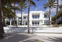 This Villa near Miami offers exclusive ambiente on the beach