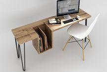 desk / biurko