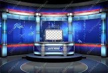 Escenarios digitales / Referencias generales sobre los escenarios digitales, más adelante ordenadoremos estas imagenes en distintos cajones.