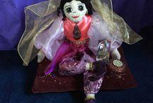 My Dolls / Cloth Dolls by Galee