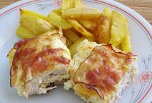 kuřecí recepty