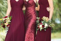 Bliss Bridesmaid dresses