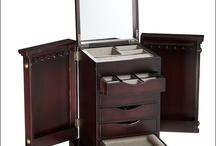 Jewelry Organization & Storage