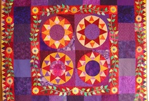 Colorful Quilts! / by Suzanne Vimislik