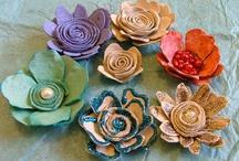 flori material