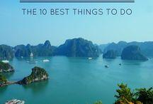Vietnam - Top 10 Travel Lists