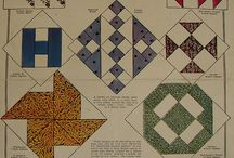 Squares - interesting designs