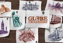 Le concept GlobeDreamers / GlobeDreamers est la première plateforme de crowdfunding et sponsoring consacré aux voyageurs. Découvrez le concept, le fonctionnement et les possibilités que vous offre GlobeDreamers  !