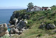 Villa Faraglioni in Sicily  / Beautiful villa with private access to the crystal-clear waters of Scopello sea.