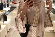 Dubai style abayas