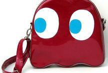 Bolsas e Mochilas / Bolsas e mochilas estilo geek.
