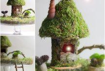 aRepins-fairy garden / by Florist Montreal