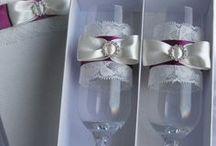 свадебные. декор