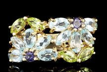 Precious Peridot / Beautiful Peridot Jewelry / by The Castle Jewelry Discounters of Diamonds and Fine Jewelry