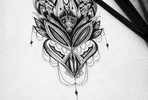 tattoos.....