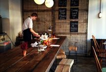 small restaurant / by Brian Miller